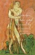 Monsters, Gender and Sexuality in Medieval English Literature 0 9781843842323 1843842327