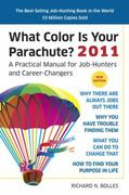 What Color Is Your Parachute? 2011 0 9781580082709 158008270X