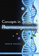 Concepts in Pharmacogenomics 1st Edition 9781585282340 1585282340