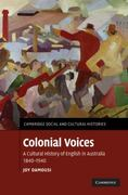 Colonial Voices 0 9780521516310 0521516315