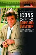 Icons of Mystery and Crime Detection 0 9780313345302 0313345309