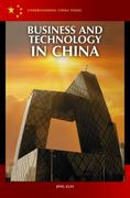 Business and Technology in China 0 9780313357329 0313357323