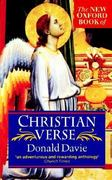 The New Oxford Book of Christian Verse 0 9780192821577 0192821571
