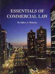 Essentials of Commercial Law 1st edition 9780929563671 0929563670