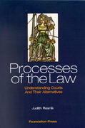 Processes of the Law 1st Edition 9781587786099 1587786095