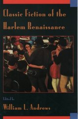 Classic Fiction of the Harlem Renaissance 1st Edition 9780195081961 019508196X