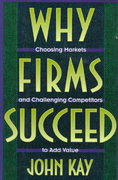 Why Firms Succeed 0 9780195087673 0195087674