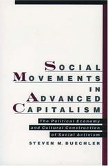 Social Movements in Advanced Capitalism 0 9780195126044 0195126041