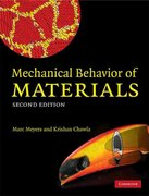 Mechanical Behavior of Materials 2nd Edition 9780521866750 0521866758