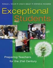 Exceptional Students 1st edition 9780072866377 0072866373