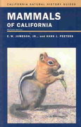 Mammals of California 2nd Edition 9780520235823 0520235827