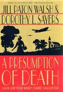A Presumption of Death 1st edition 9780312291006 0312291000