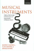 Musical Instruments 0 9780198165040 0198165048