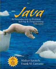Java 5th edition 9780136072256 0136072259