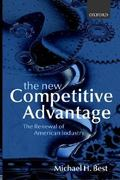 The New Competitive Advantage 1st Edition 9780198297451 0198297459