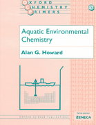 Aquatic Environmental Chemistry 1st Edition 9780198502838 0198502834