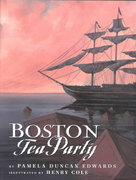 Boston Tea Party 0 9780399233579 0399233571