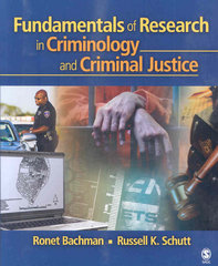 Fundamentals of Research in Criminology and Criminal Justice 0 9781412960526 1412960525