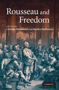 Rousseau and Freedom 1st edition 9780521515825 0521515823