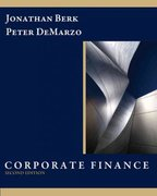 Corporate Funance 2nd edition 9780138018757 0138018758