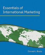 Essentials of International Marketing 1st Edition 9780765629128 0765629127