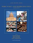 Public Policy and Higher Education 2nd Edition 9780558414061 0558414060
