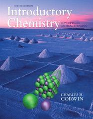 Introductory Chemistry: Concepts and Critical Thinking Plus MasteringChemistry with eText -- Access Card Package 6th edition 9780321706218 0321706218