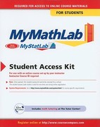MyStatLab -- Standalone Access Card -- for Statistics for Managers Using Microsoft Excel 6th edition 9780132157032 0132157039