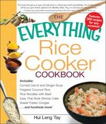 The Everything Rice Cooker Cookbook 0 9781440502330 1440502331