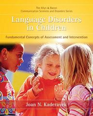 Language Disorders in Children 1st Edition 9780131574922 0131574922