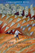 Trade, Growth, and Inequality 0 9780199204649 0199204640