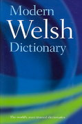 Modern Welsh Dictionary 1st edition 9780199228744 0199228744