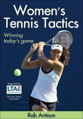 Women's Tennis Tactics 1st edition 9780736065726 0736065725