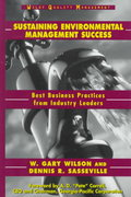 Sustaining Environmental Management Success 1st edition 9780471246459 047124645X