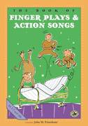The Book of Finger Plays and Action Songs 1st Edition 9781579992125 1579992129