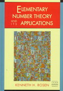 Elementary Number Theory and Its Applications 3rd edition 9780201578898 0201578891
