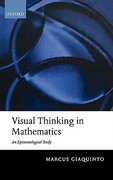 Visual Thinking in Mathematics 0 9780199285945 0199285942