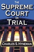 The Supreme Court on Trial 0 9780202309927 0202309924