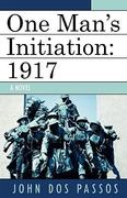 One Man's Initiation 1917 0 9780819153609 0819153605