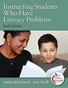 Instructing Students Who Have Literacy Problems (with MyEducationLab) 6th edition 9780131381520 0131381520