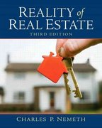 Reality of Real Estate 3rd Edition 9780135104156 0135104157