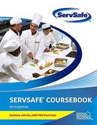 ServSafe CourseBook with Paper/Pencil Answer Sheet Update with 2009 FDA Food Code 5th edition 9780135107331 0135107334