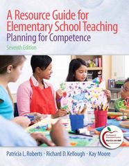 A Resource Guide for Elementary School Teaching 7th edition 9780137039463 0137039468