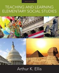 Teaching and Learning Elementary Social Studies 9th edition 9780137039494 0137039492