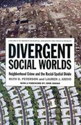 Divergent Social Worlds 1st Edition 9780871546937 0871546930