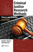 Criminal Justice Research Methods 2nd edition 9781439836965 1439836965