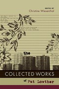 The Collected Works of Pat Lowther 0 9781897126615 1897126611