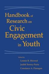 Handbook of Research on Civic Engagement in Youth 1st edition 9780470522745 0470522747