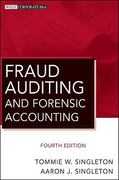 Fraud Auditing and Forensic Accounting 4th edition 9780470564134 047056413X