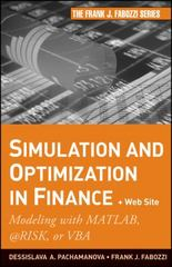 Simulation and Optimization in Finance 1st edition 9780470371893 0470371897